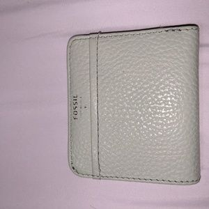 Fossil small wallet mint